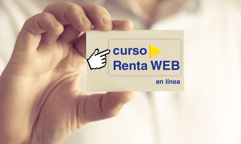 Curso Renta WEB